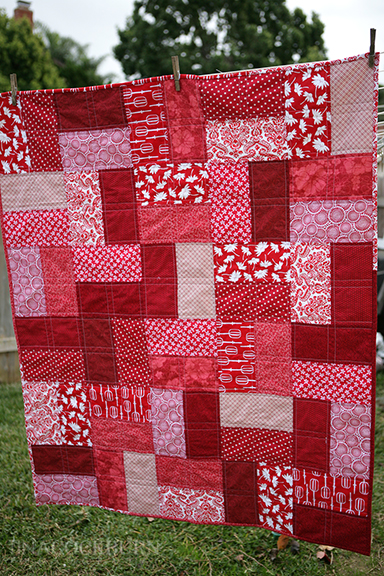 Bs quilt small