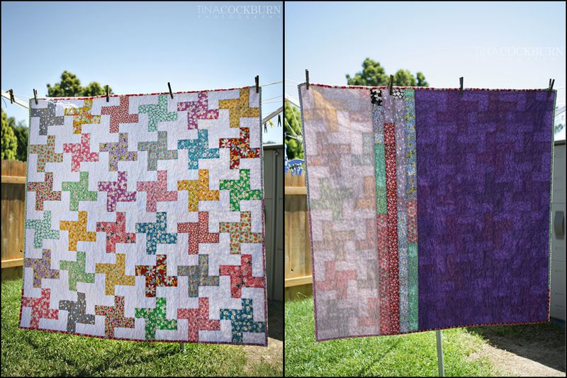 St bs quilt collage